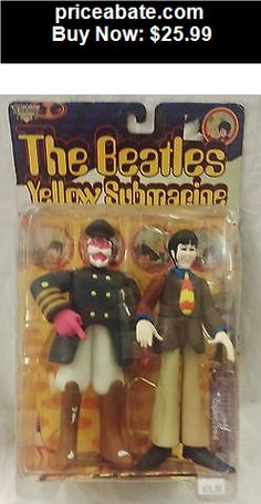 Toys: The Beatles Yellow Submarine Figure Paul With Captain Fred New In Box - BUY IT NOW ONLY $25.99