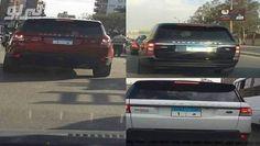 المرور المصري يوضح حقيقة 3 سيارات بلوحة معدنية واحدة