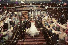 Buat Dekorasi Pernikahan Semakin Menakjubkan dengan Tema Tahun Baru