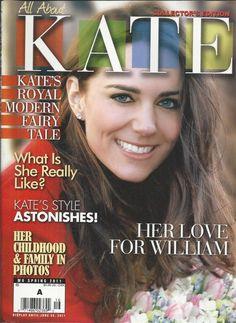 Kate Middleton magazine Prince William Childhood and family rare photos Fashion