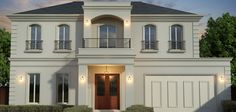 Loved this facade but unfortunately all the best features are an upgrade. Infinity | Esperance Homes 128
