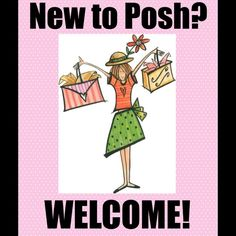 "Spotted while shopping on Poshmark: ""WELCOME to all new Poshers!""! #poshmark #fashion #shopping #style #Tops"