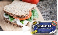Genesis 1:29 Sprouted Whole Grain and Seed Bread | Food For Life