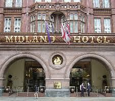 I worked here in the early as a chambermaid - hard work! Midland Hotel, Whats Today, Manchester England, Salford, Derbyshire, Old Buildings, North West, Athens, City