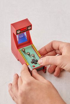 Skee Ball, Home Decor Sale, Desk Toys, Nerd Herd, Miniature Crafts, Mini Games, Sparklers, Arcade Games, Stocking Stuffers