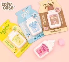 Buy Kawaii Milk Bottle Correction Tape at Tofu Cute