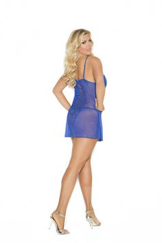 Lace Babydoll – Lace Your Curves $44.50 New Arrival