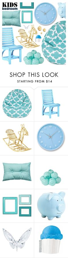 Kids bedroom by pastelneon on Polyvore featuring interior, interiors, interior design, home, home decor, interior decorating, C.R. Plastic Products, Lemnos, Essenza and Pearhead