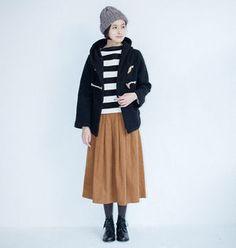 40代、50代からのナチュラルファッション!年を重ねたからこそできる自然体な着こなし、ナチュラルな大人可愛いコーディネート!リンネル・ナチュリラ・ナチュラン・ク...