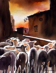 Jean-Guy Dagneau | les-agneaux.jpg (Source de lumière)
