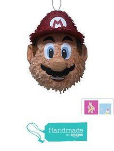 Piñata Mario Bros. 3D de Piñata Guay https://www.amazon.es/dp/B01MPW6FWD/ref=hnd_sw_r_pi_dp_MUvpyb39VB7RM #handmadeatamazon