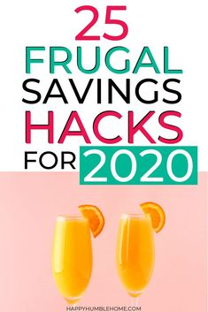 25 Frugal Savings Hacks for 2020 - Learn how to lower your budget and save more money with these smart and easy frugal living tips. Debt Free Living, Living On A Budget, Frugal Living Tips, Frugal Tips, Saving Money Quotes, Money Saving Tips, Saving Ideas, Money Tips, Money Plan
