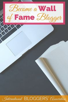 How to Become July's Wall of Fame Blogger! - I must've blinked because it's almost July!And that means it is the time to announce this month's topic so you now can Become a Wall of Fame Blogger with IBA! Don't forget to 'pin' me so all your blogging friends can enter too! TheInternational B...  http://www.internationalbloggersassociation.com/july-wall-of-fame-blogger/