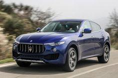 Maserati Levante S 2018 sắp ra mắt có gì đặc biệt?