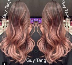 #pretty #hair #hairstyle #guytang