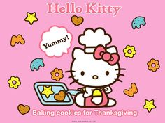 Wallpaper of Hello Kitty for fans of Hello Kitty.