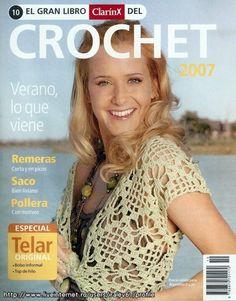 Clarin Crochet 2007-10. Hable con LiveInternet - Servicio rusos Diarios Online