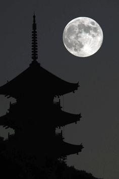 Kokubun-ji temple, Okayama, Japan 国分寺 岡山