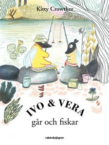 Omslagsbild: Ivo & Vera går och fiskar Toddler Books, Picture Books, Kitty, Pictures, Little Kitty, Photos, Kitty Cats, Kitten, Cats