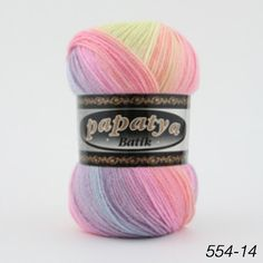 Yarn Crazy Colour, Color, Collections, Knit Crochet, Batik, Hand Knitting, Crochet Projects, Products, Yarns