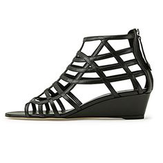 Tania Spinelli - CAGE WEDGE SANDAL