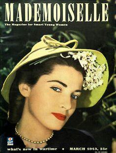 Mademoiselle Magazine / March 1943