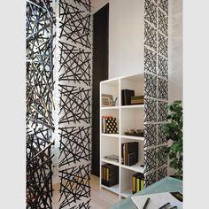 les paravents et claustras en bois pour votre int rieur coworking pinterest claustra. Black Bedroom Furniture Sets. Home Design Ideas