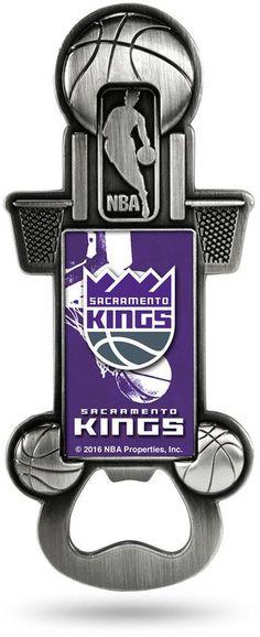 NBA Sacramento Kings Party Starter Bottle Opener Magnet