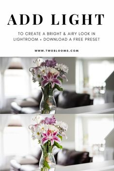 How to create bright