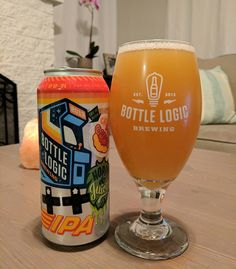 Up Up IPA from @bottlelogicbrewing. Not only is this beer delicious but the artwork on these cans are
