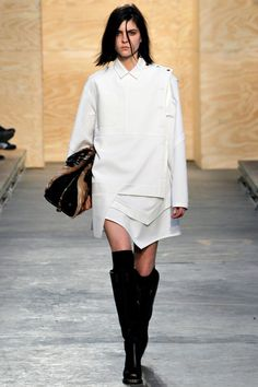 Proenza Schouler - Fall 2012 Ready-to-Wear
