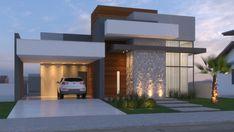 Ideas For House Design Exterior Contemporary Garage