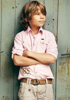 Fresh & casual boy fashion style | www.olliewood.nl