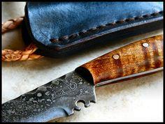 Dean Oliver Neck Knife