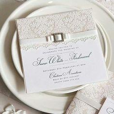 Diy wedding invites