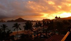 Amazing Cabo - #Cabo #Sunset #Beach #Mexico #Paradise #Travel  http://visitloscabos.travel/