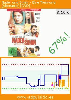 Nader und Simin - Eine Trennung [Alemania] [DVD] (DVD). Baja 67%! Precio actual 8,10 €, el precio anterior fue de 24,49 €. http://www.adquisitio.es/alive-vertrieb-und/nader-und-simin-eine