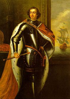 Peter the Great of Russia headstrong nature enabled him to teach himself calculus and move his country into the modern age.