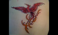 One top tier tattoo design that you may want to consider is the Phoenix tattoo. The Phoenix tattoo is popular in America and also other areas across the world. Phoenix tattoos can be worn by both men and women. Phoenix tattoo designs may portray the. Tattoos Phönix, Phönix Tattoo, Tattoo Motive, Tatoos, Tattoo Forearm, Raven Tattoo, Phoenix Design, Phoenix Tattoo Design, Tattoo Designs And Meanings