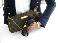 Secret Trove Of Luxury: eva clutch