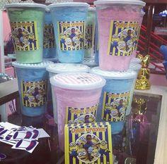 Algodón de azúcar personalizado sólo en #king candy #Popayán