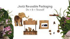 Joolz - Joolz ergänzt wiederverwendbare Verpackungen um Elefant und Puppentheater   online kaufen bei kids-comfort.de #joolz #day #kinderwagen #stroller #pram #babywanne #carrycot #positivedesign #kidscomfort