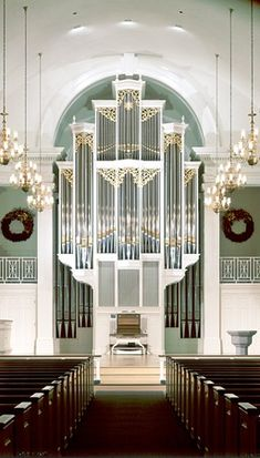 The Martin Ott Pipe Organ Company: Opus 90 at Trinity Evangelical Lutheran Church, Philadelphia