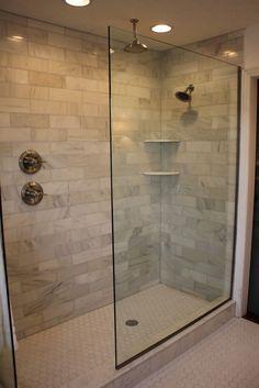 Charming Bathroom Shower Tile Ideas 12
