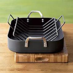 Roasting Pans, Turkey Roasters & Turkey Pans | Williams-Sonoma