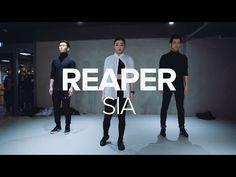 Reaper - Sia / Yoojung Lee Choreography - YouTube