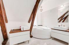 PUNTXET Un ático extremadamente elegante en Estocolmo #decor #decoracion #hogar #home #estilonordico #nordicstyle #bathroom #baños