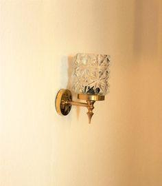 Vintage Wandlampen - Wandlampe  60er Jahre  (2x verfügbar) - ein Designerstück von Pfaennle bei DaWanda Designer, Sconces, Wall Lights, Etsy, Living Room, Lighting, House, Vintage, Home Decor
