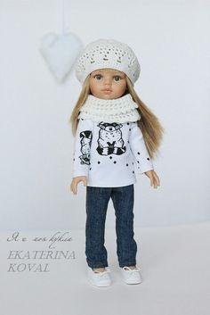 Я и моя кукла: одежда для кукол и девочек