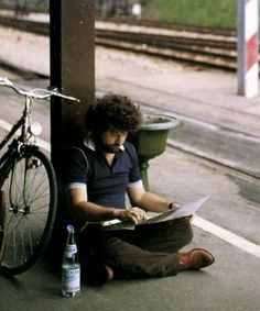 Aw, I never saw this photograph before.... so cool.  ~ * ~ Keith Green ~ * ~